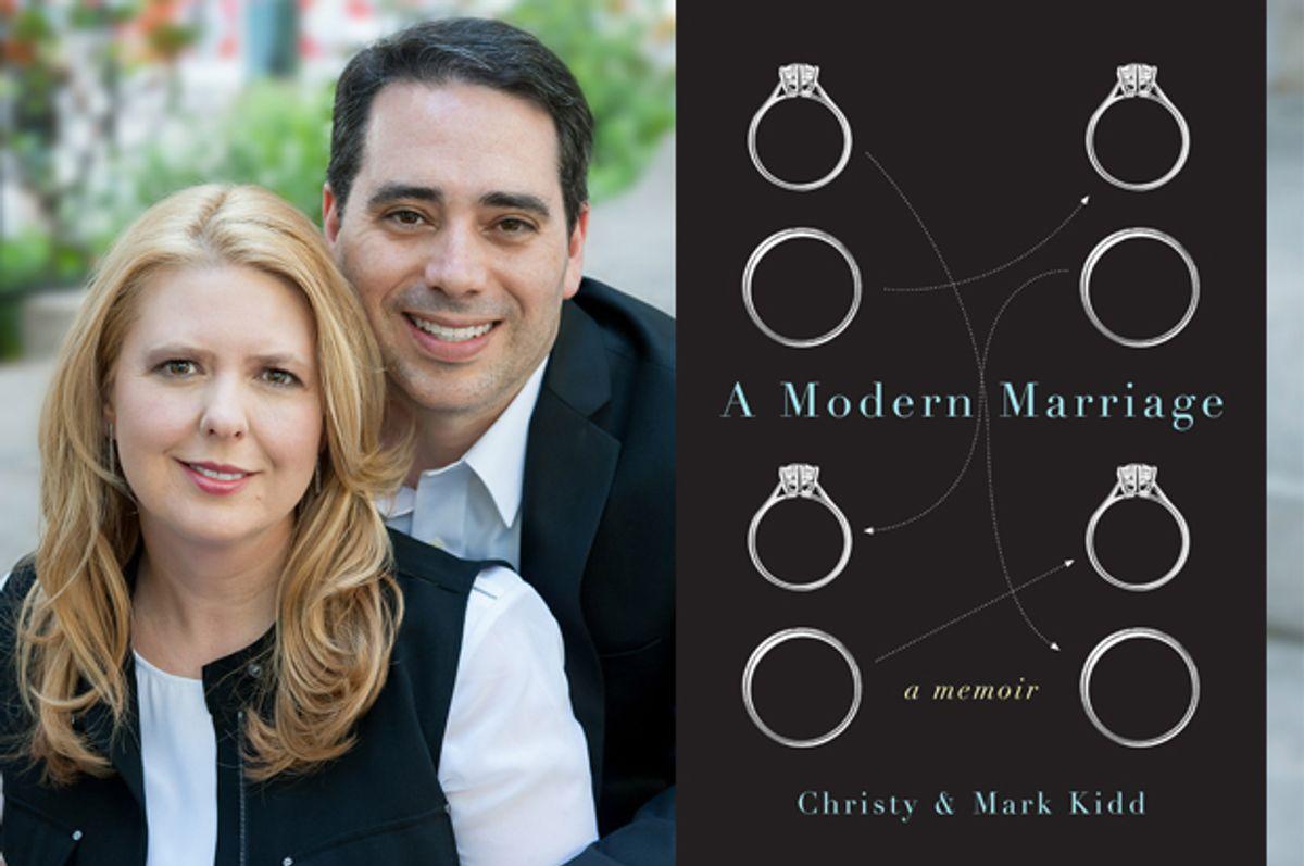 Christy and Mark Kidd