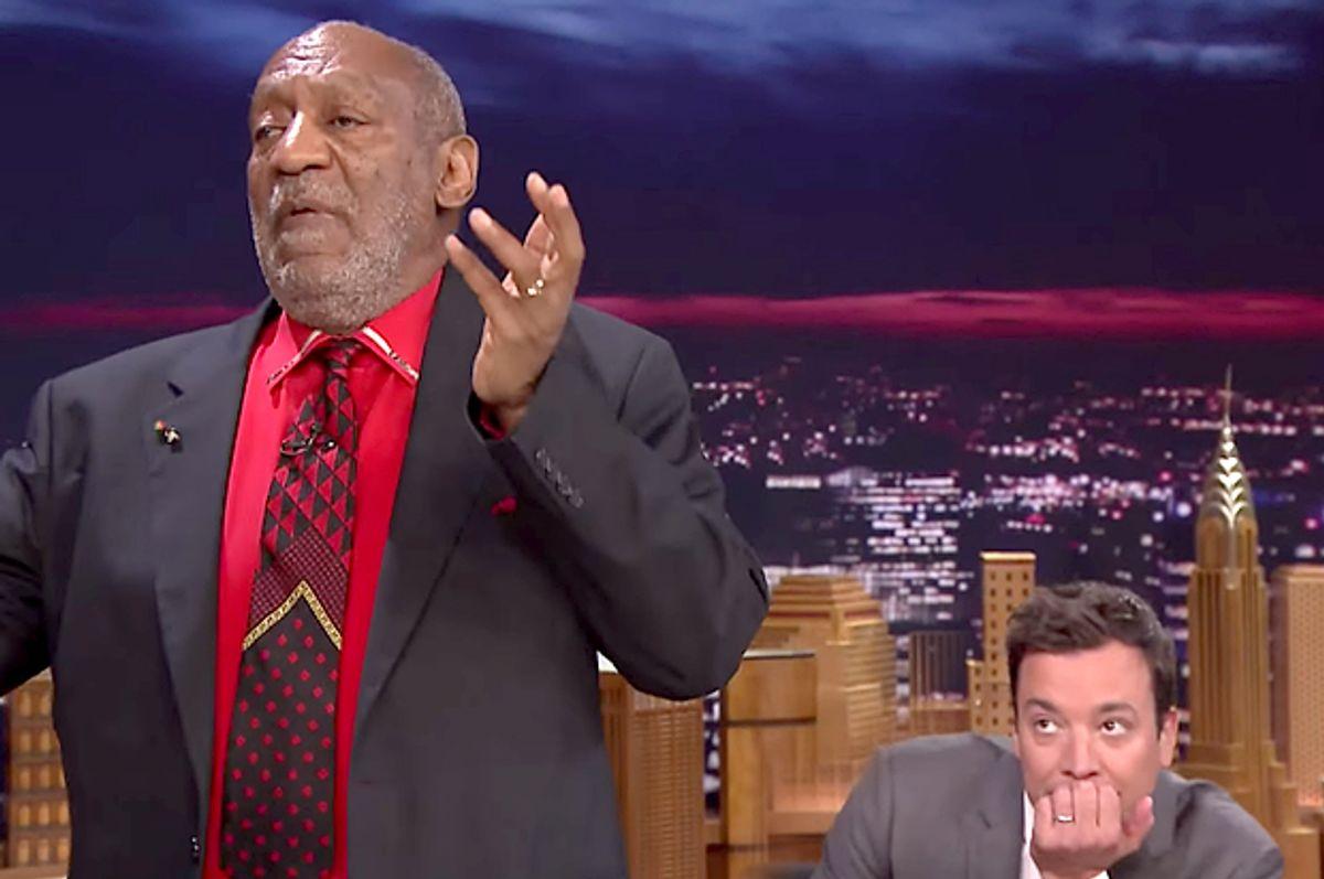 "Bill Cosby on ""The Tonight Show Starring Jimmy Fallon""                (NBC)"