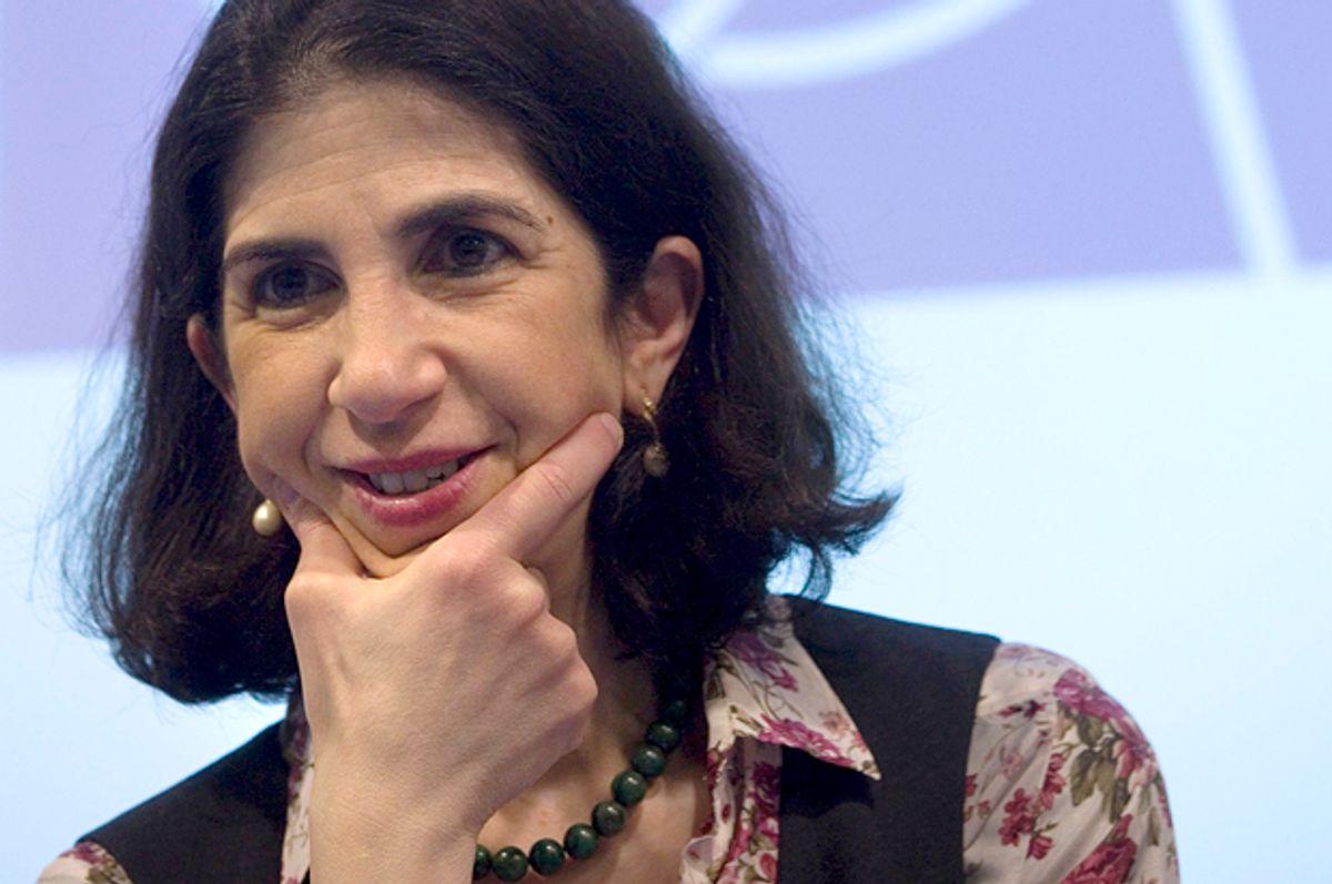 Fabiola Gianotti    (Reuters/Denis Balibouse)
