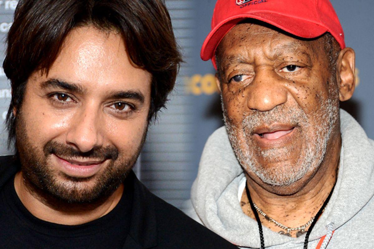 Jian Ghomeshi, Bill Cosby                     (AP/Ryan Emberley/Brad Barket/Photo montage by Salon)