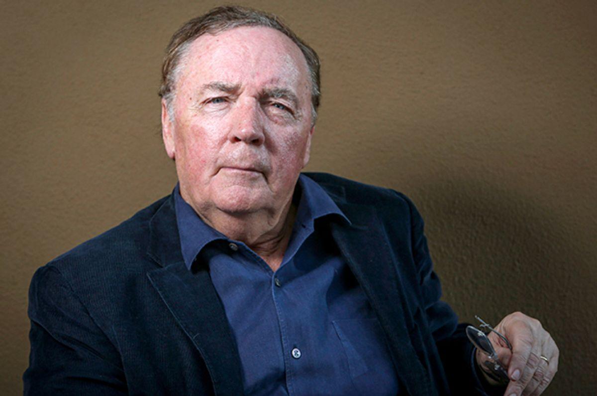 James Patterson    (Reuters/Bret Hartman)
