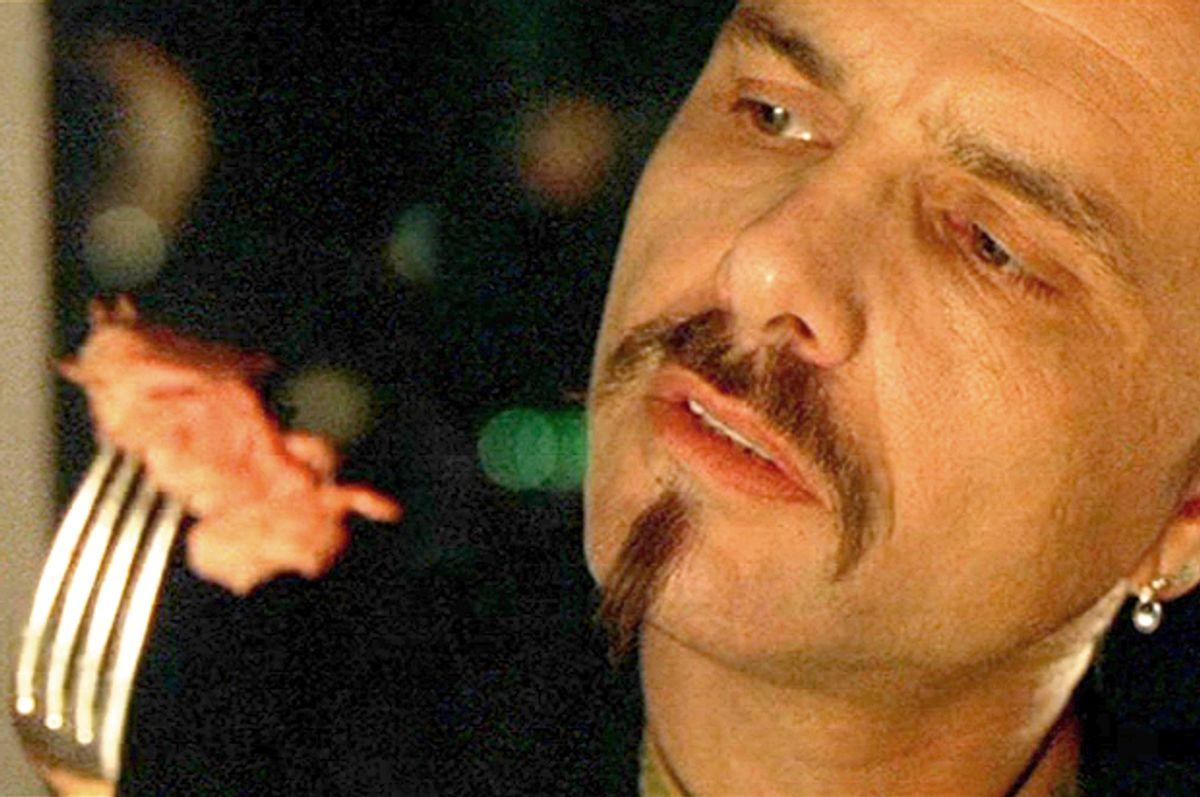 "Joe Pantoliano in ""The Matrix""      (Warner Bros.)"