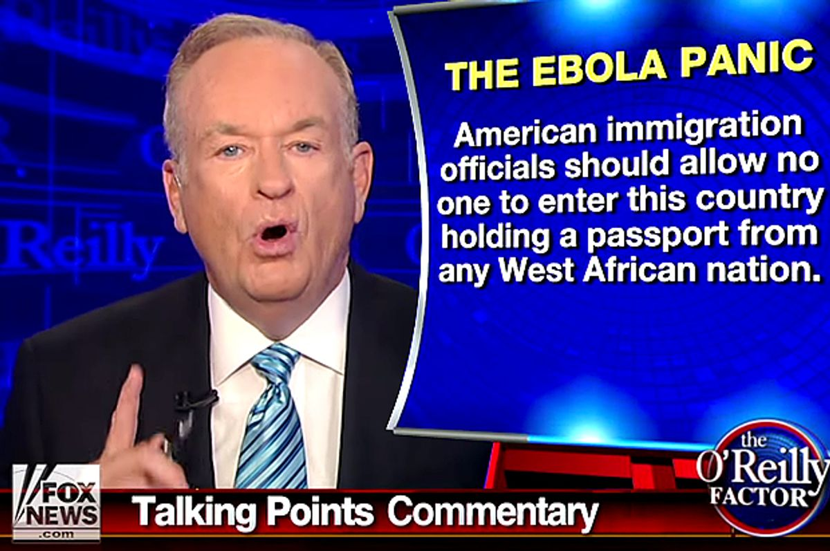 Bill O'Reilly         (Fox News)