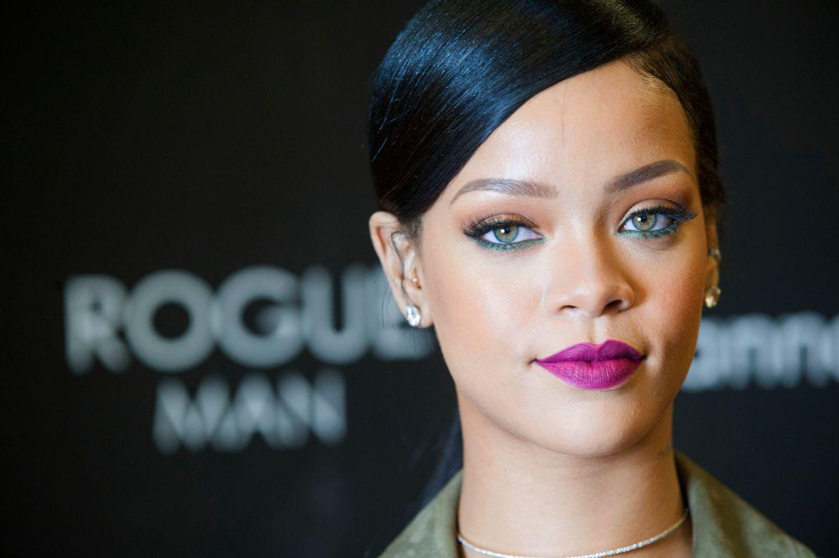 Rihanna  (AP)