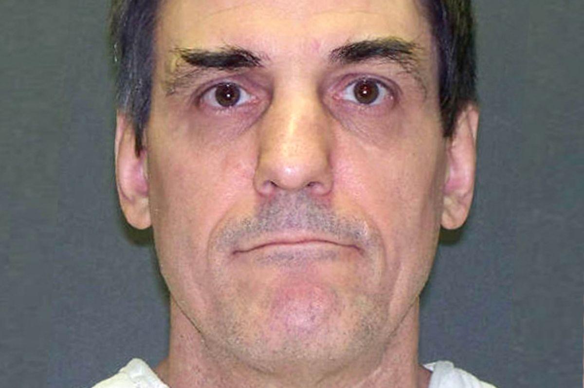 Scott Panetti       (AP/Texas Department of Criminal Justice)