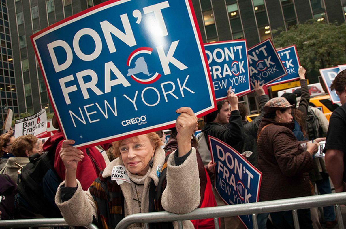 (CREDO.fracking via Flickr)