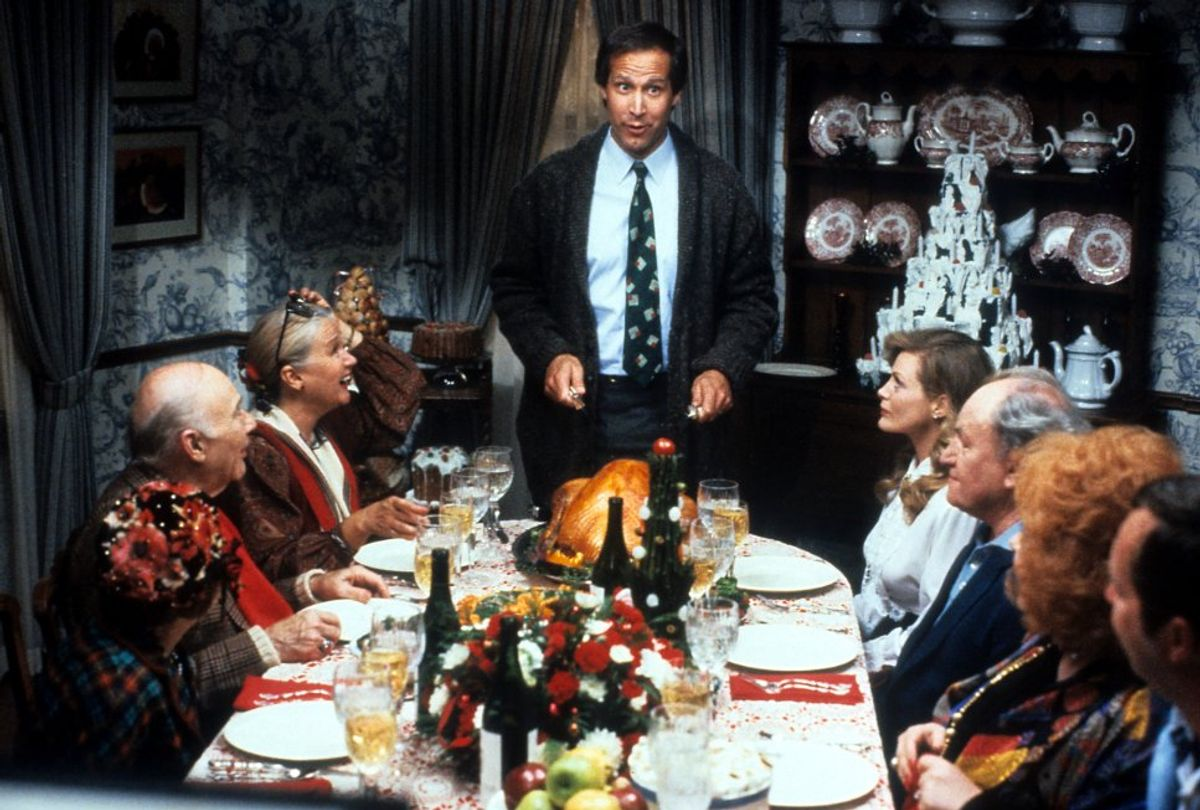 """Chevy Chase in """"Christmas Vacation"""""""