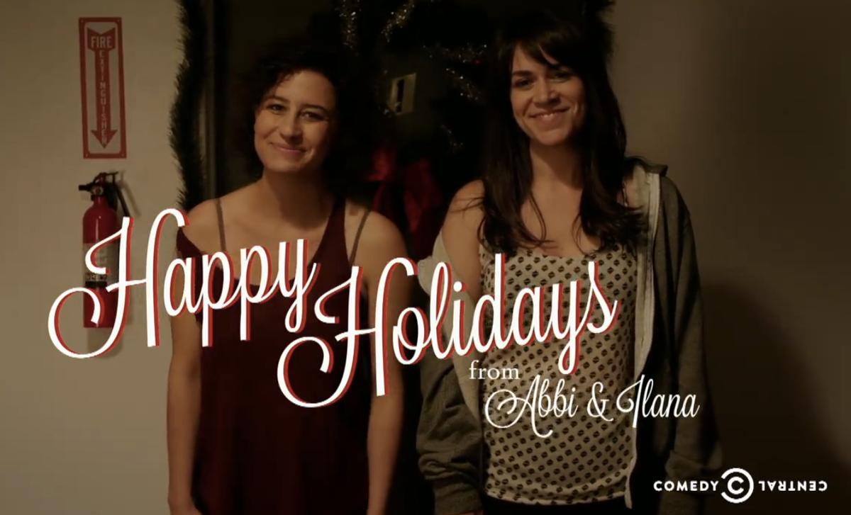 """Broad City's"" Abbi and Ilana (Comedy Central)"