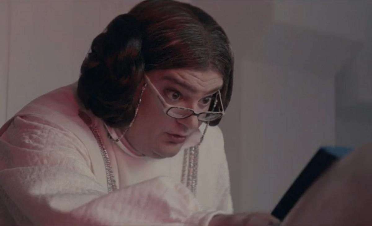"Bobby Moynihan as Princess Leia     (NBC/""Saturday Night Live"")"