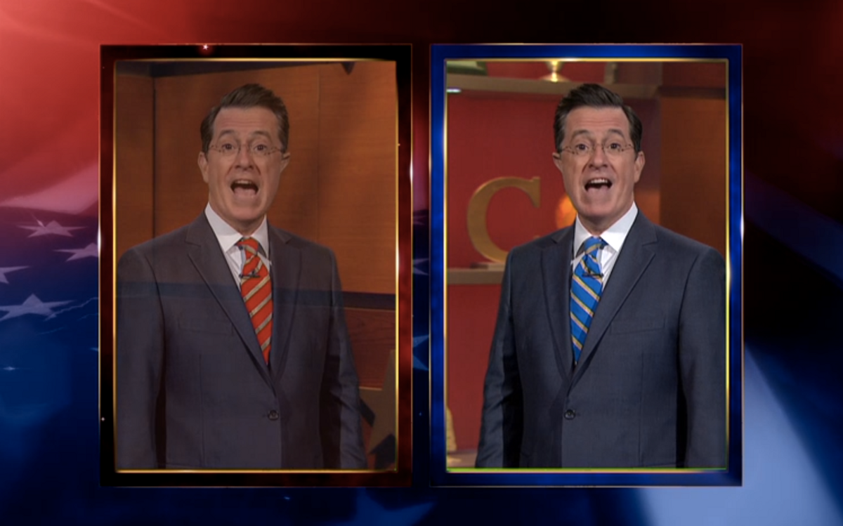 Stephen Colbert     (Comedy Central)