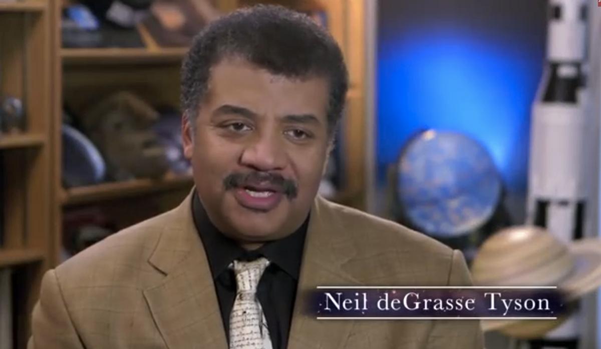 Neil deGrasse Tyson                 (Focus Features)