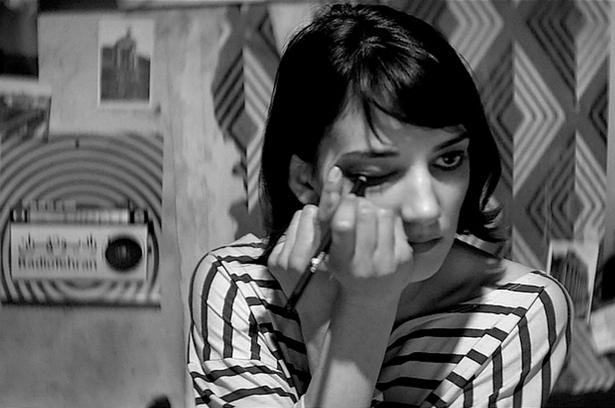 """Sheila Vand in """"A Girl Walks Home Alone at Night""""         (Vice Films)"""