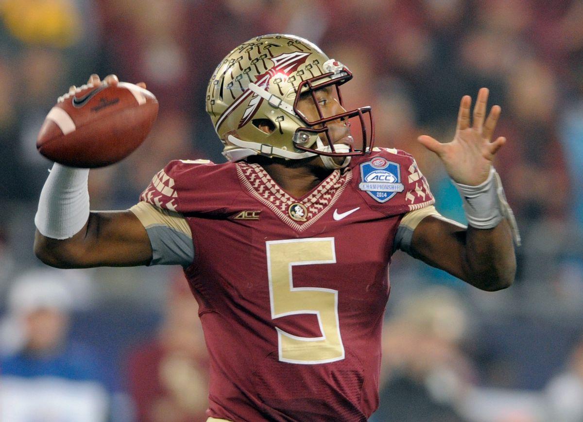 Florida State quarterback Jameis Winston (AP)