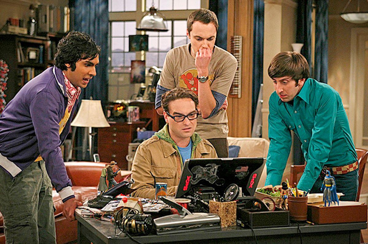 """""""The Big Bang Theory""""     (CBS/Greg Gayne)"""