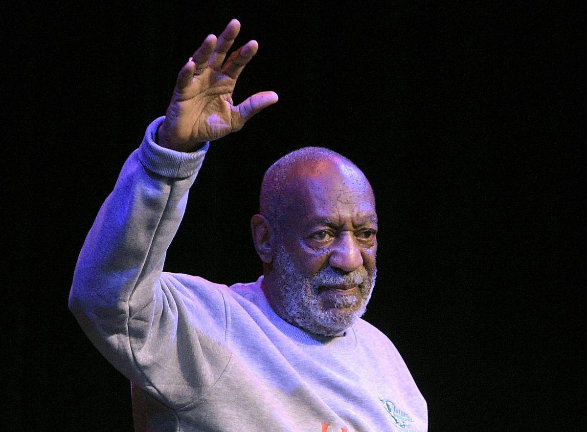 Bill Cosby    (AP/Phelan M. Ebenhack)