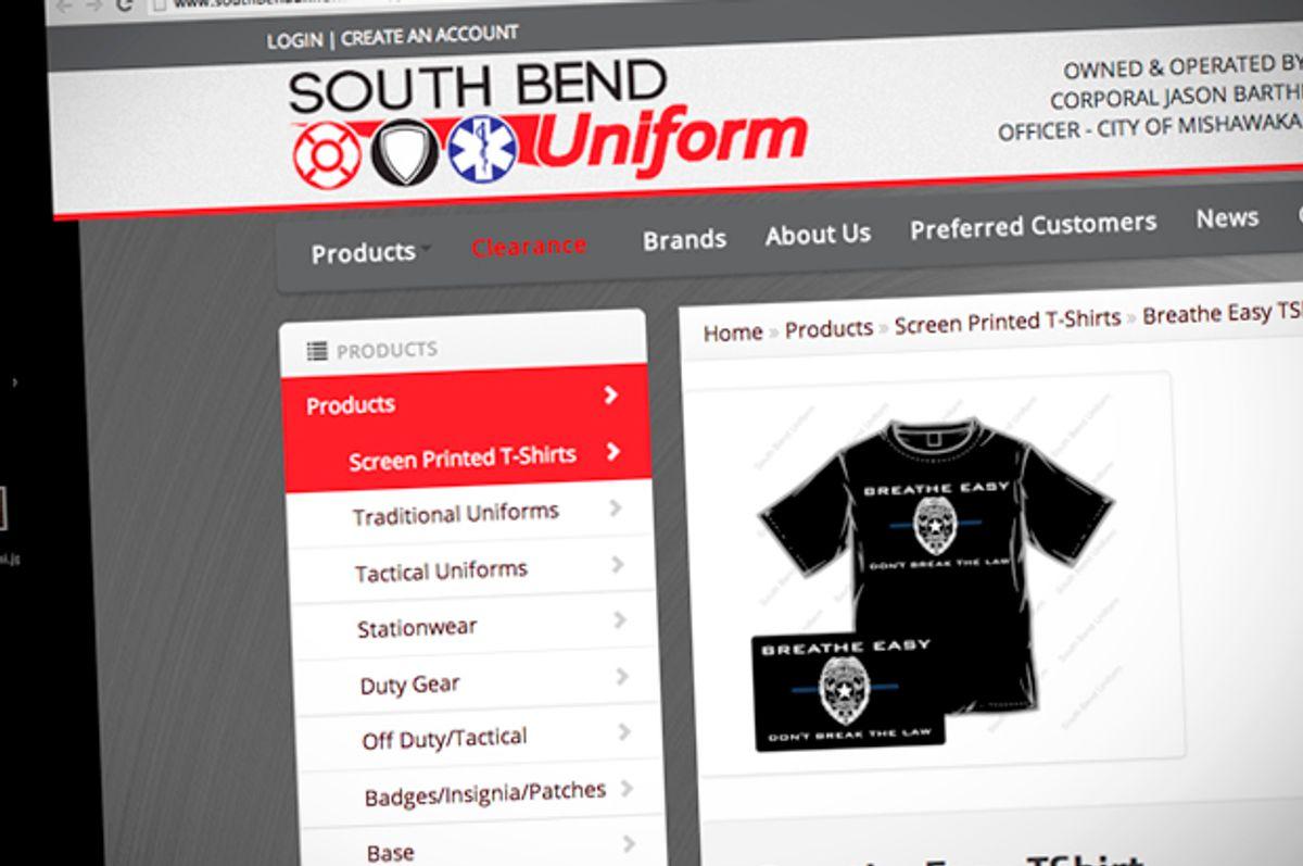 (South Bend Uniform Company)