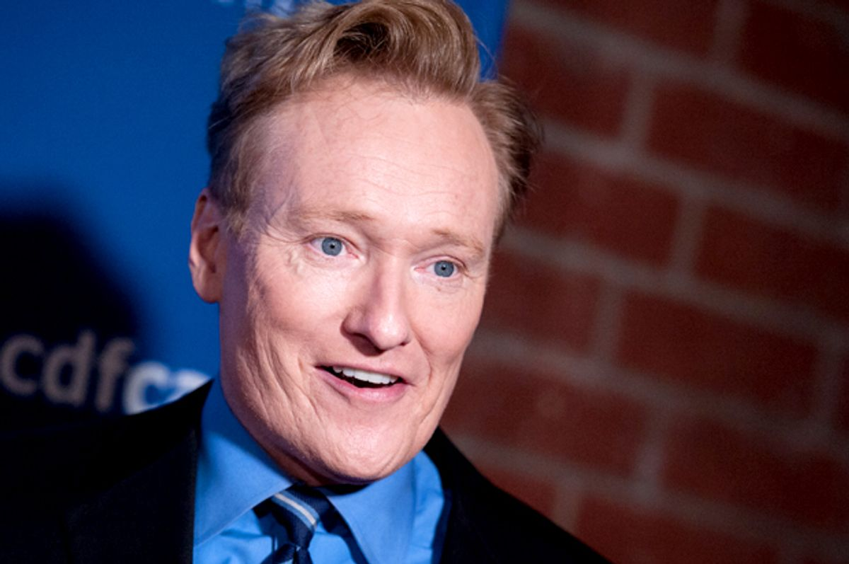 Conan O'Brien     (AP/Richard Shotwell)