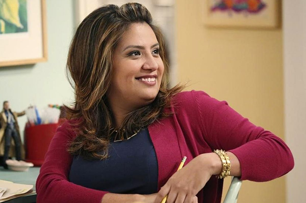 "Cristela Alonzo in ""Cristela""     (ABC/Adam Taylor)"
