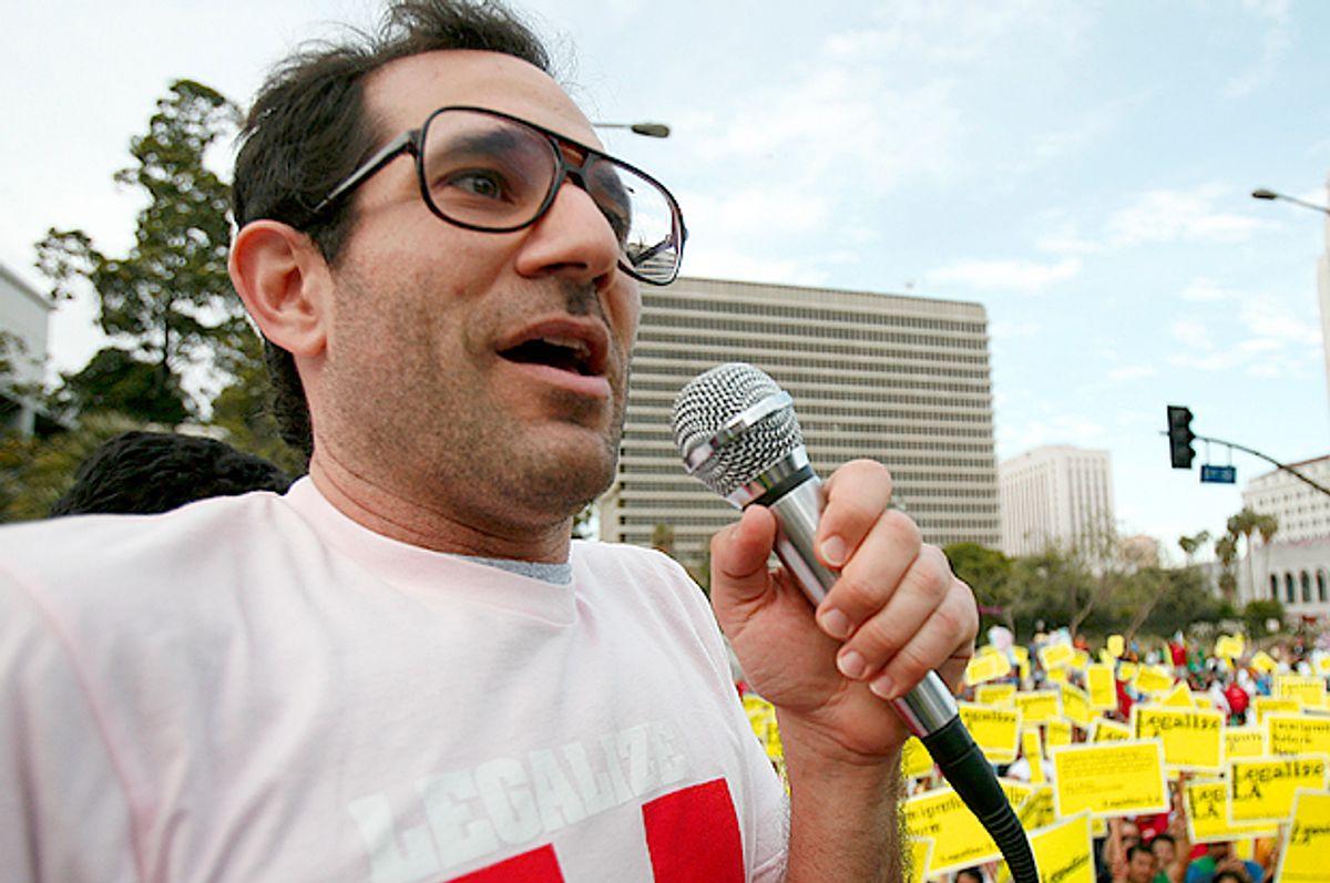 Dov Charney       (Reuters/Mario Anzuoni)