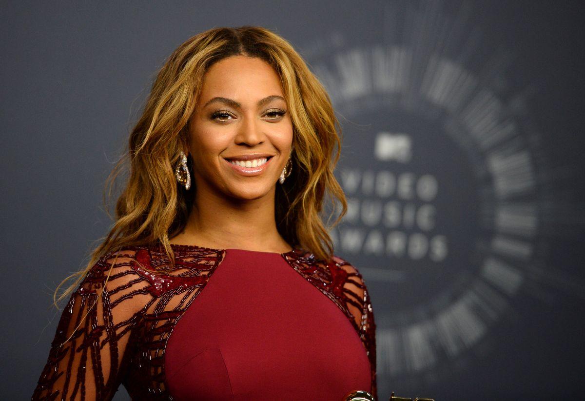 Beyoncé Knowles (AP/Jordan Strauss)