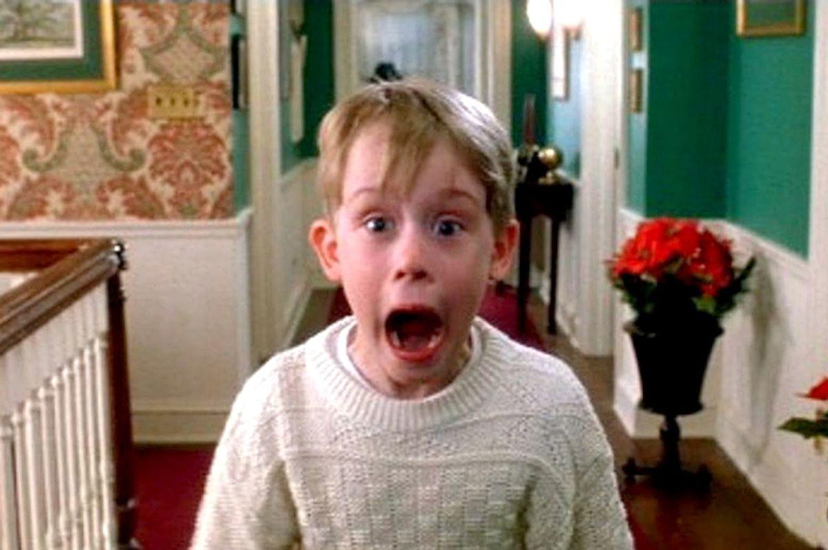 "Macaulay Culkin in ""Home Alone""       (20th Century Fox)"