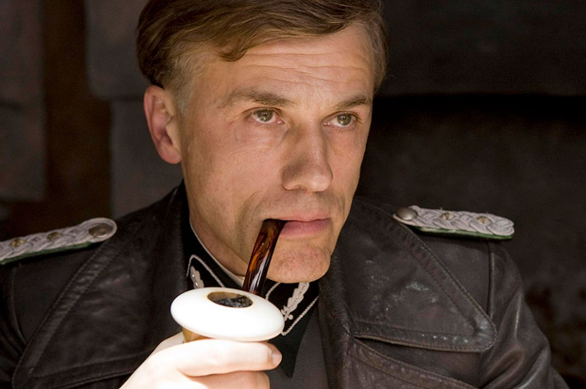"Christoph Waltz in ""Inglourious Basterds""          (The Weinstein Company)"