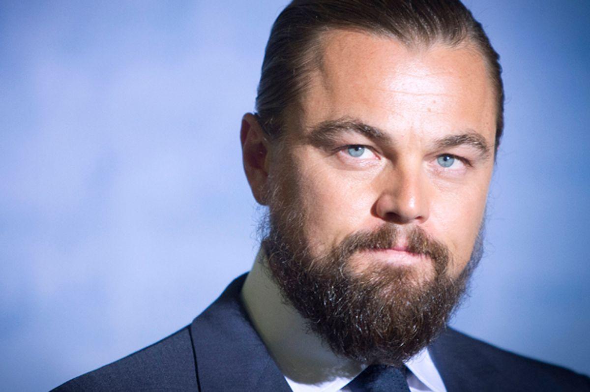 Leonardo DiCaprio        (Reuters/Carlo Allegri)