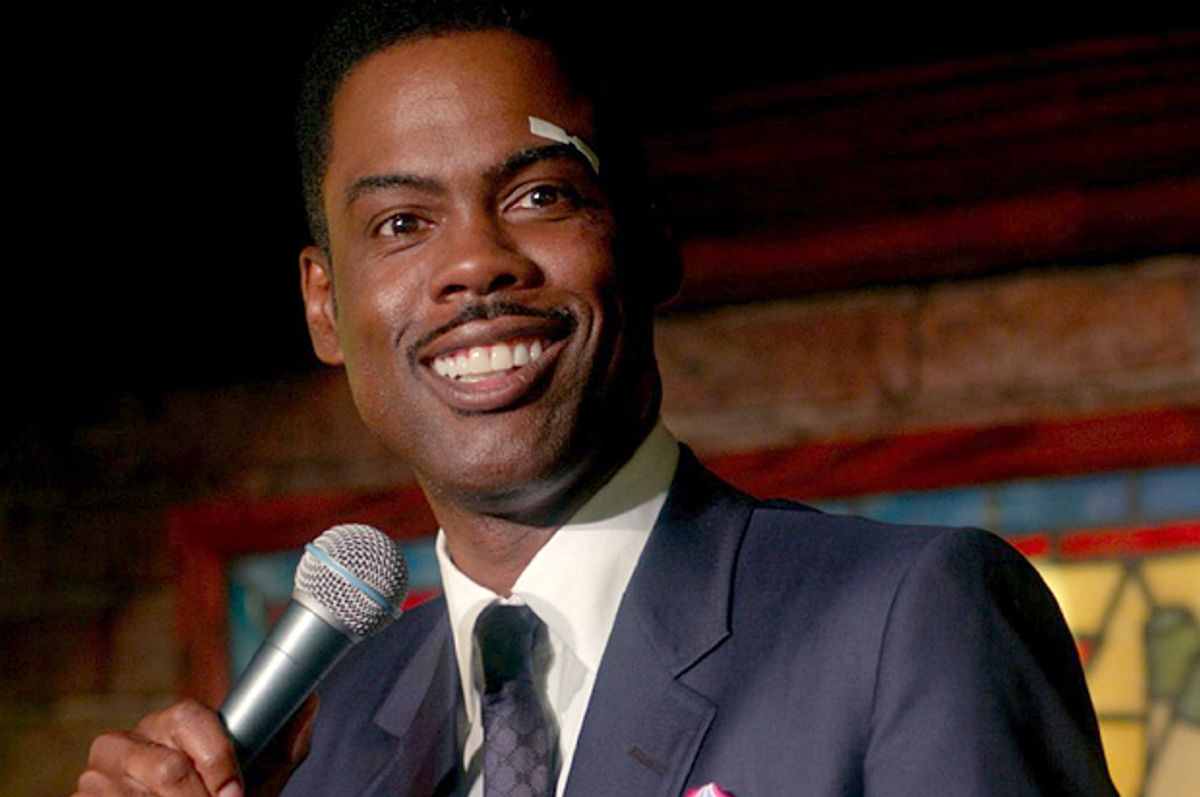 """Chris Rock in """"Top FIve""""       (Paramount Pictures)"""