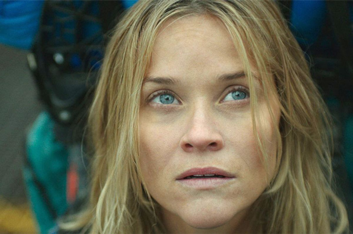 """Reese Witherspoon in """"Wild""""        (Fox Searchlight Pictures)"""