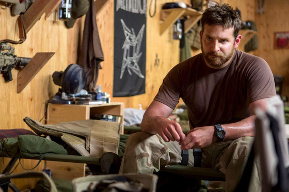 "Bradley Cooper in ""American Sniper""                     (Warner Bros. Entertainment)"