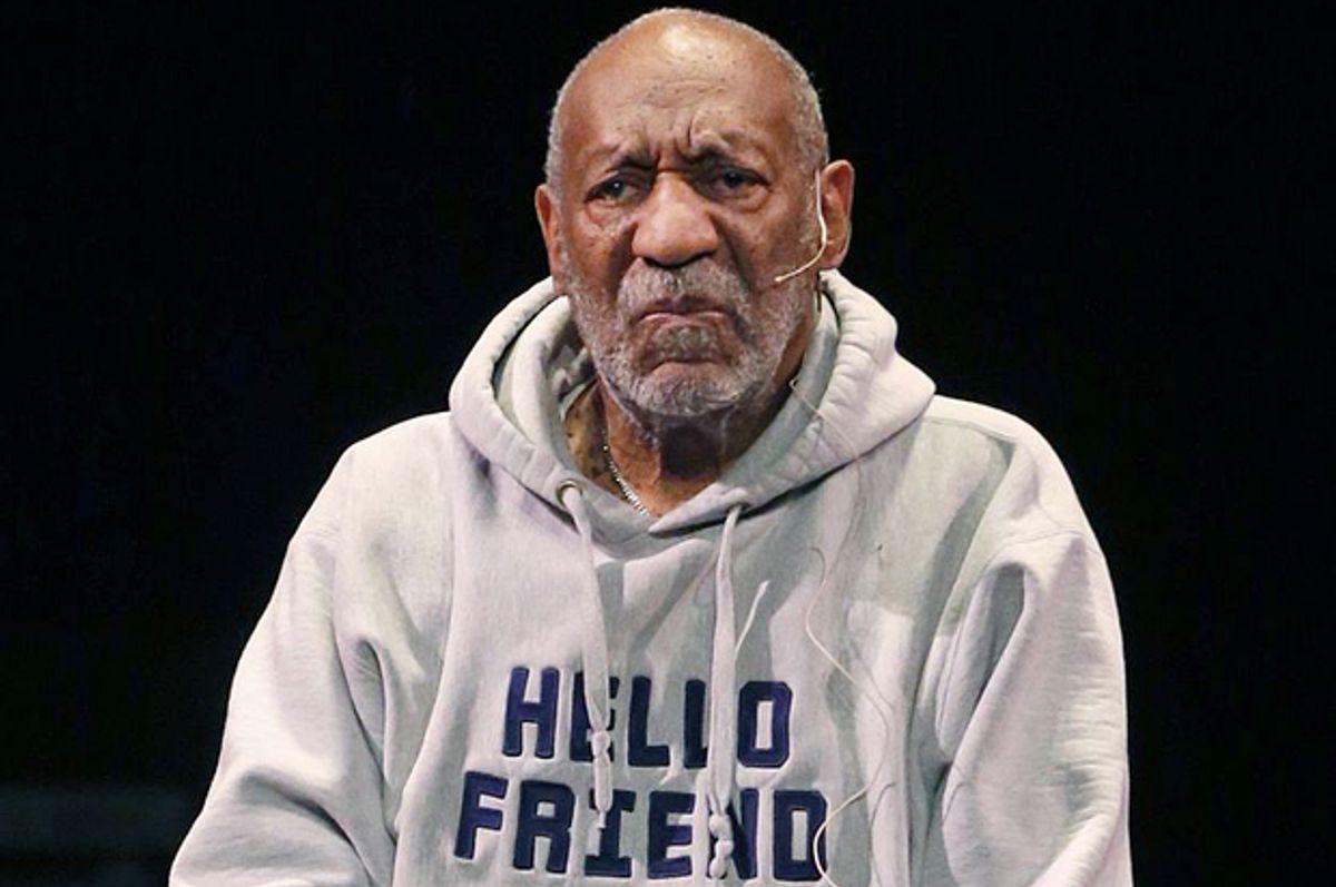 Bill Cosby                   (AP/Brennan Linsley)