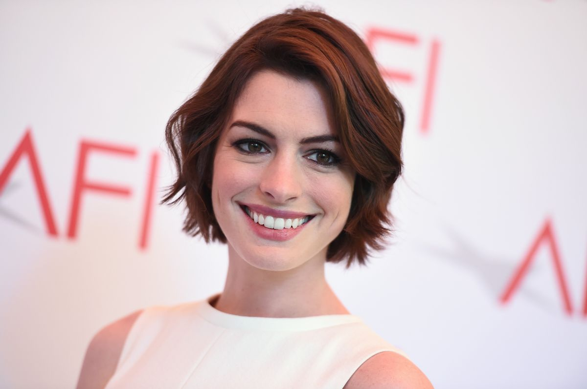 Anne Hathaway (AP/Jordan Strauss)
