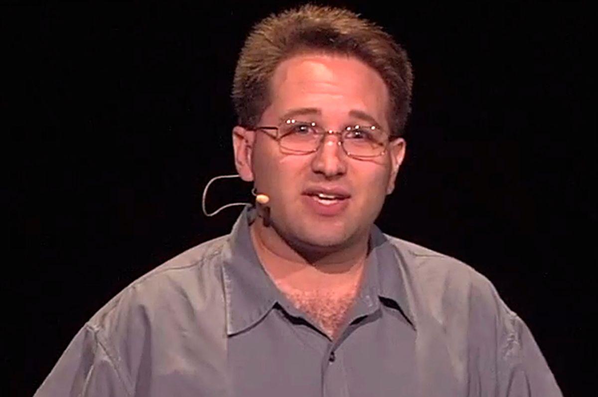 Scott Aaronson         (YouTube/TEDx Talks)