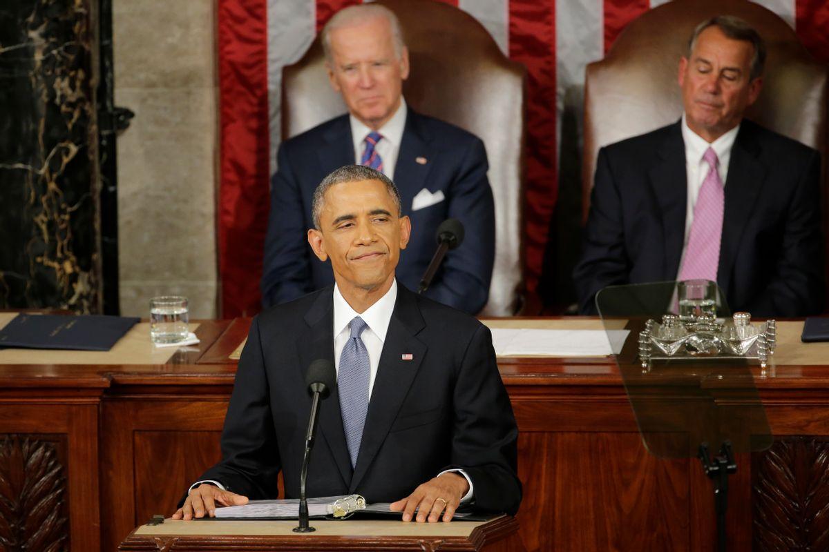 President Barack Obama  (J. Scott Applewhite)