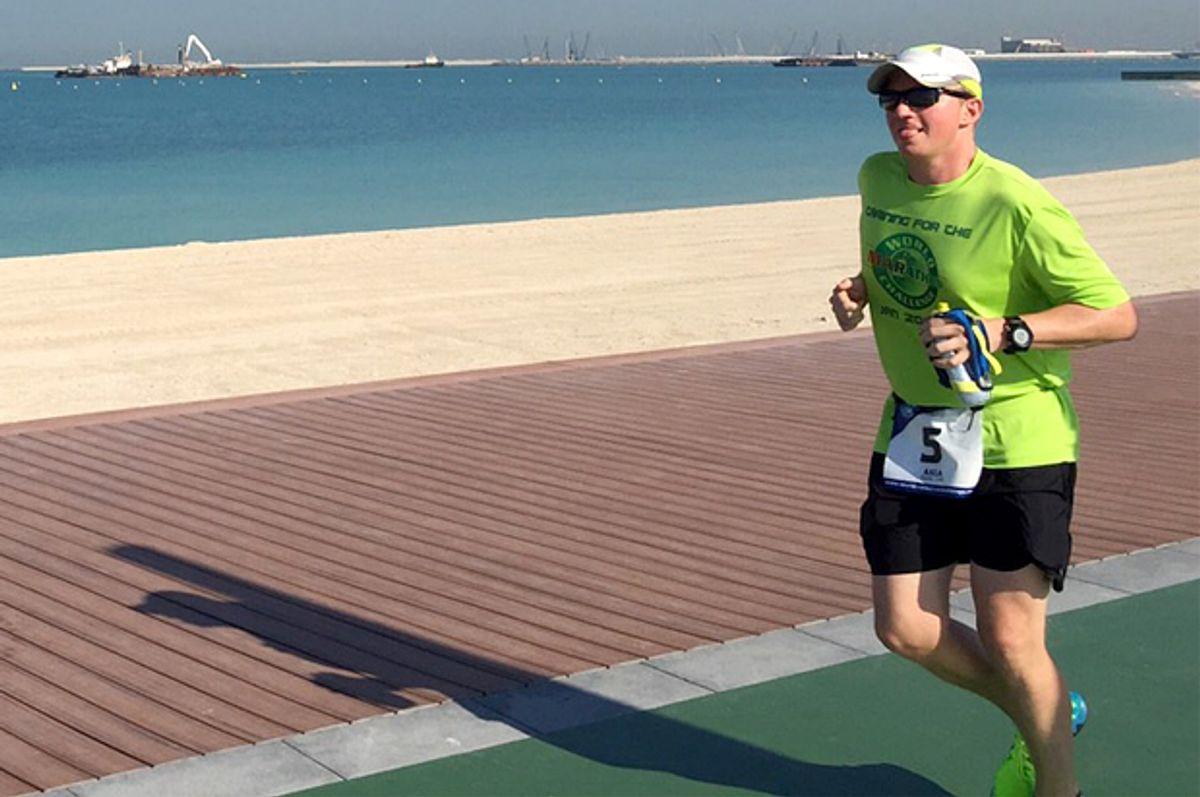 (World Marathon Challenge)
