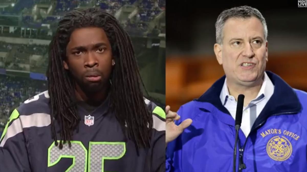 """SNL"" cold open           (Saturday Night Live)"