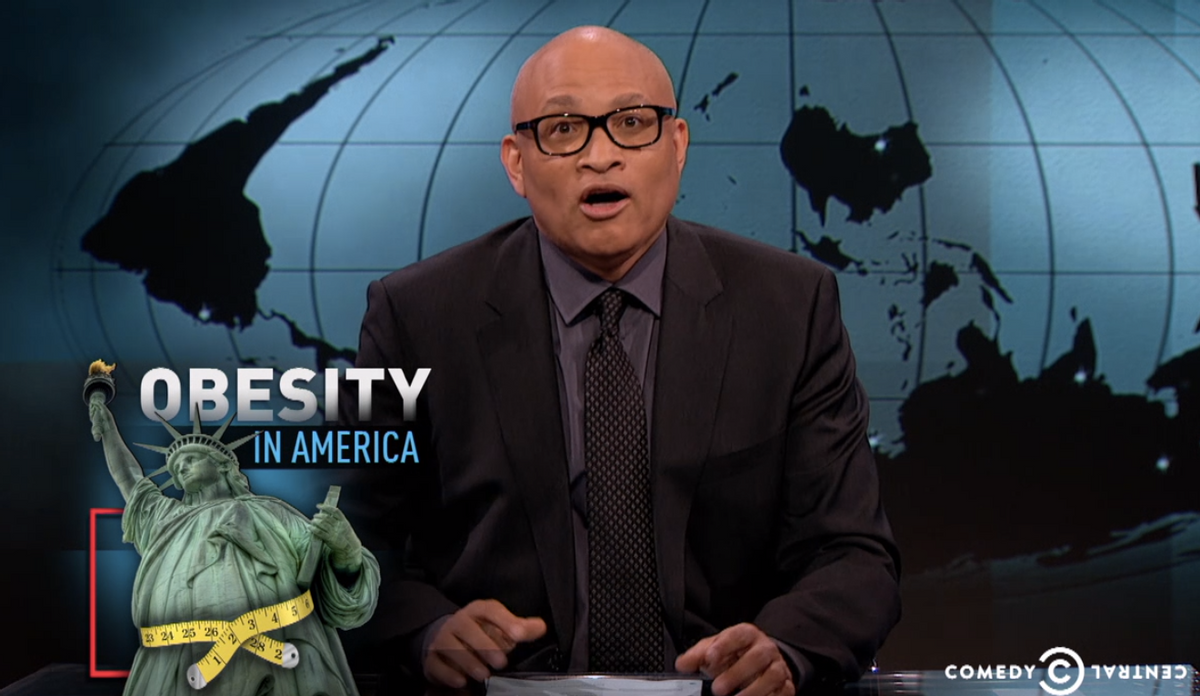 Larry Wilmore     (Comedy Central)
