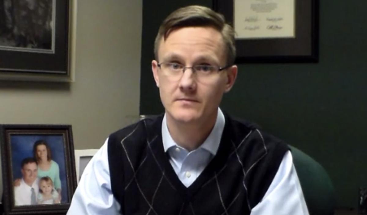 West Virginia Del. Brian Kurcaba    (Brian for WV via YouTube)