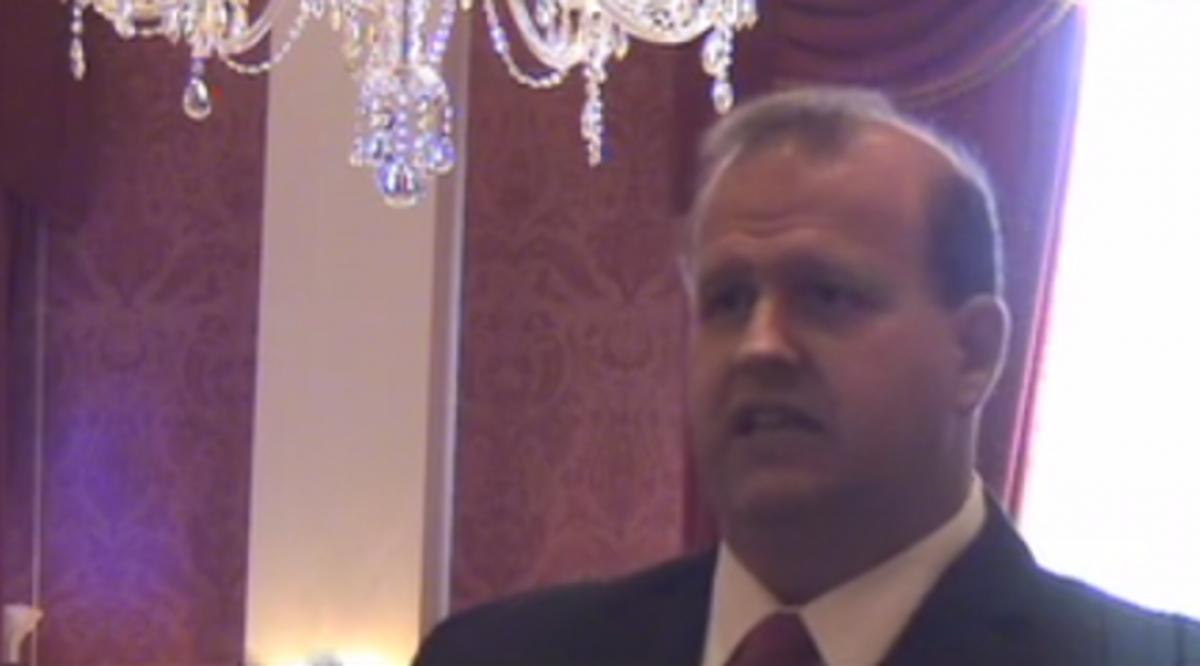 South Carolina State Sen. Thomas Corbin   (Thomas Hanson/Vimeo)