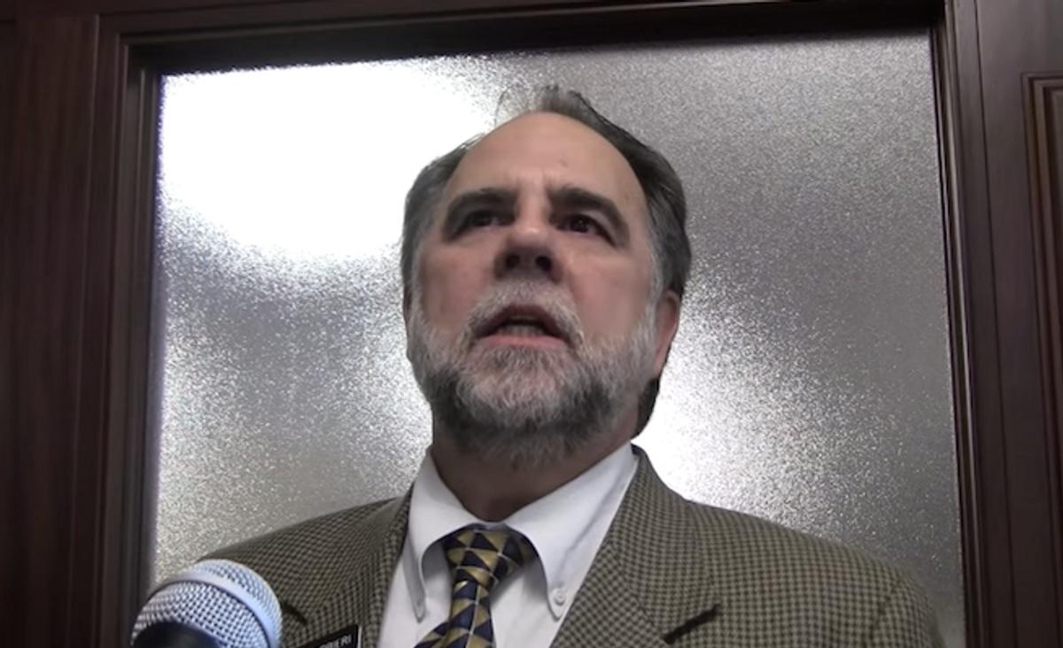 Idaho Republican Rep. Vito Barbieri   (YouTube)