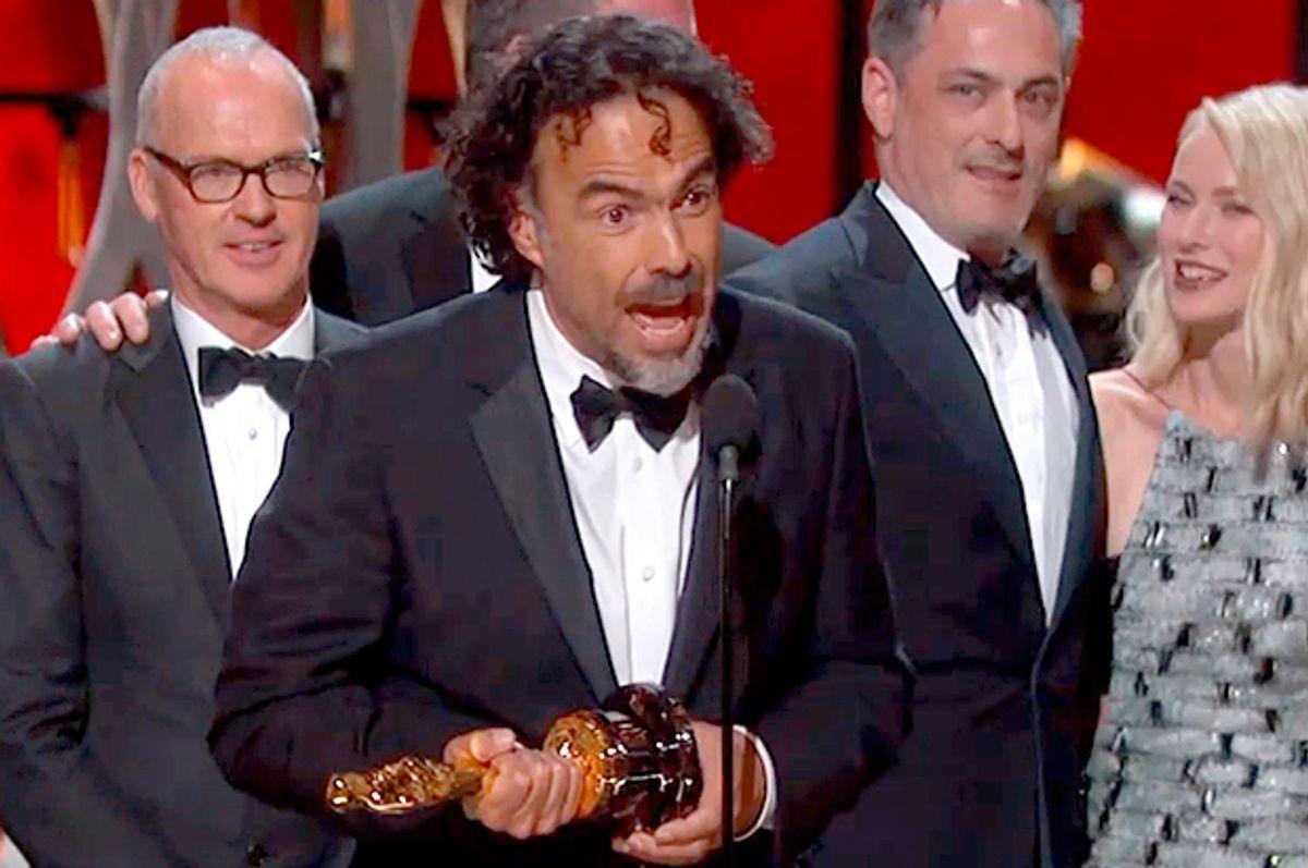 Alejandro González Iñárritu     (ABC)