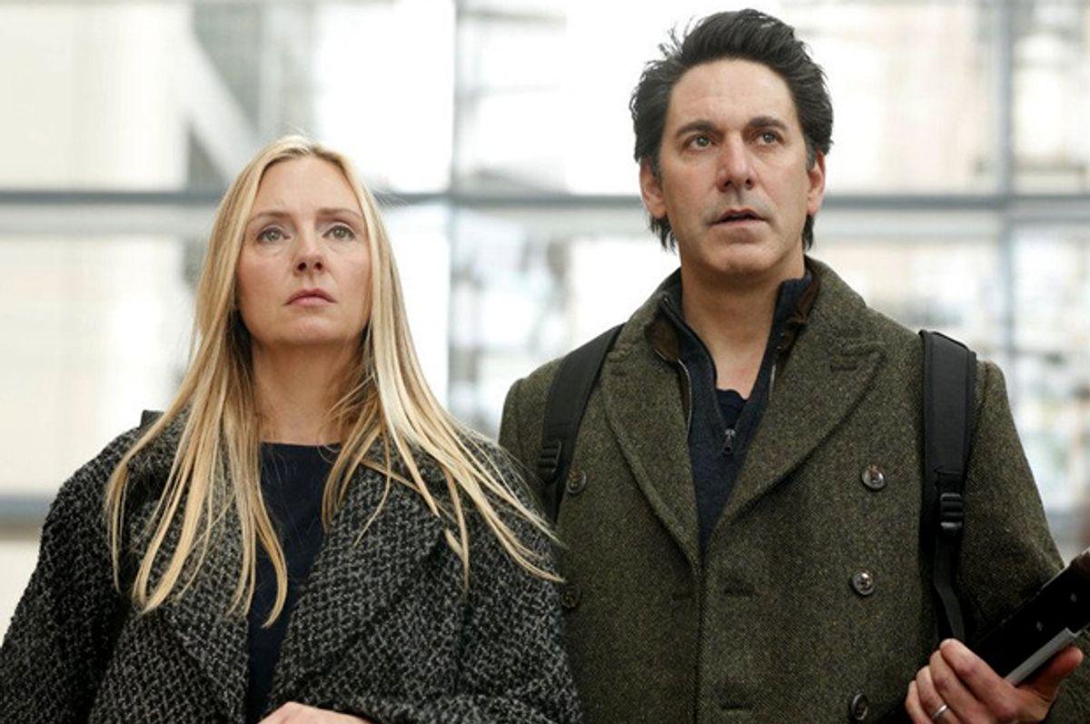 "Hope Davis and Scott Cohen in ""Allegiance""       (NBC/Craig Blankenhorn)"