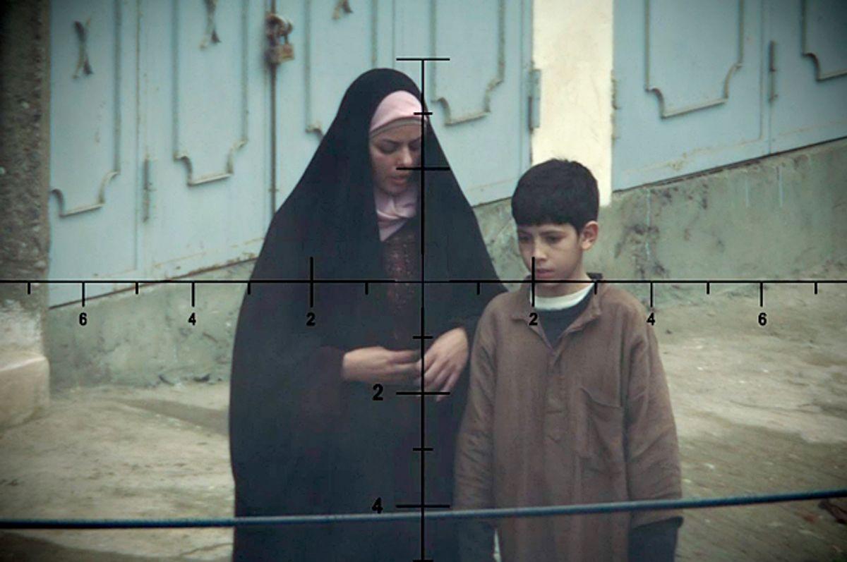 """A still from """"American Sniper""""        (Warner Bros. Entertainment)"""