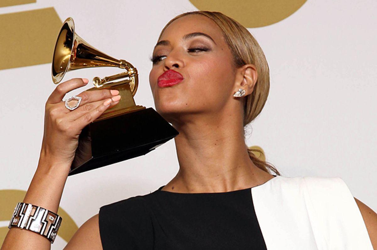 Beyonce         (AP/Matt Sayles)
