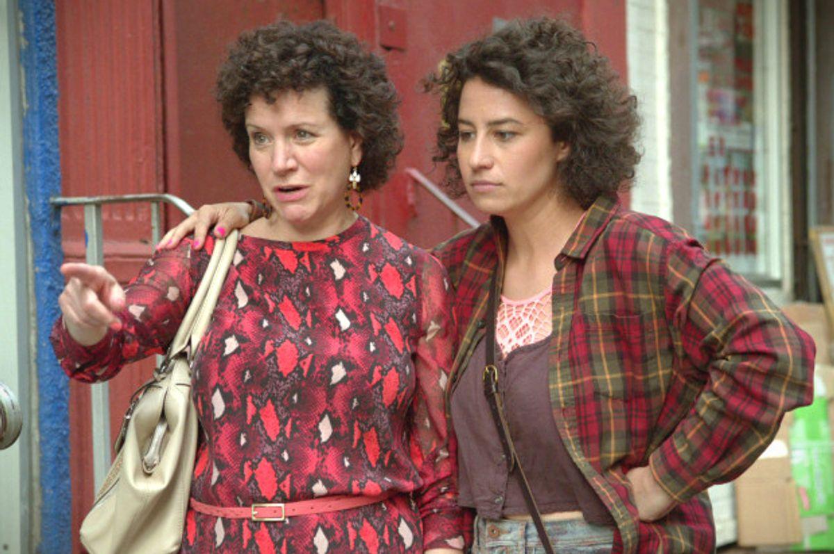 "Susie Essman and Ilana Glazer in ""Broad City""       (Comedy Central)"