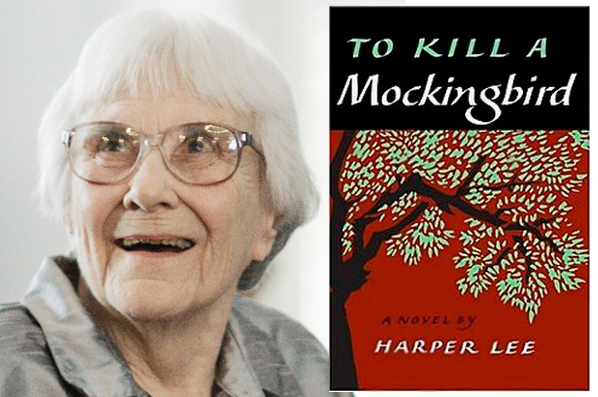 Harper Lee            (AP/Rob Carr)