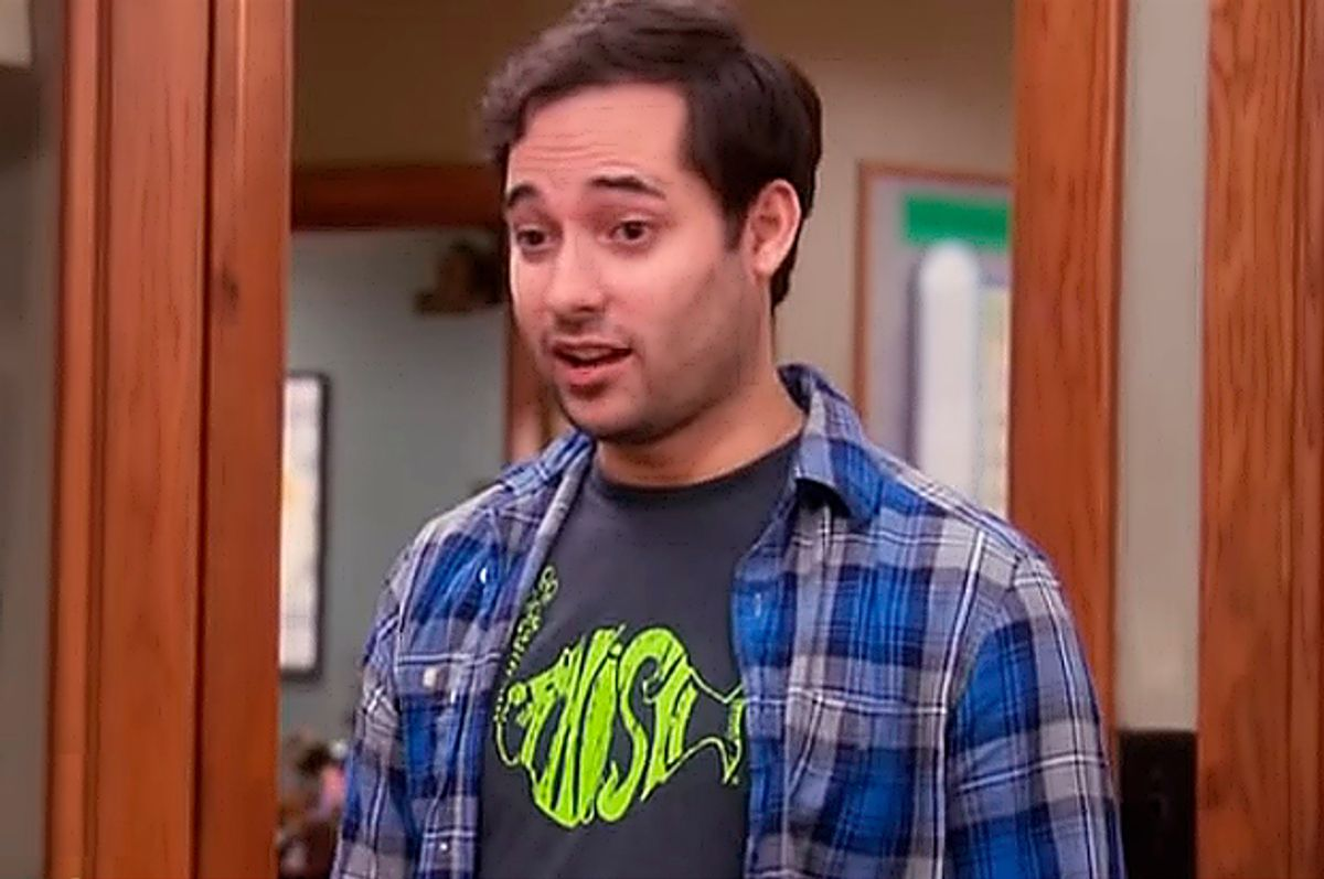 """Harris Wittels on """"Parks and Recreation""""      (NBC)"""