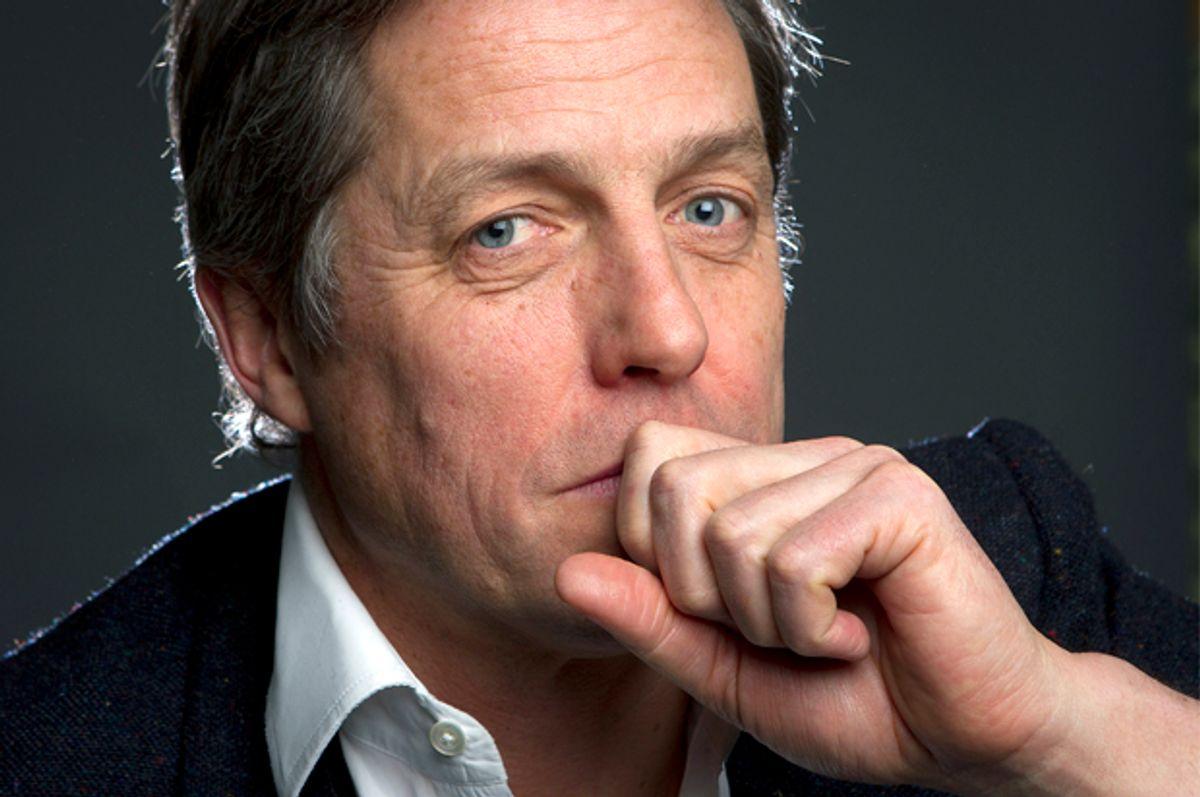 Hugh Grant       (Reuters/Carlo Allegri)
