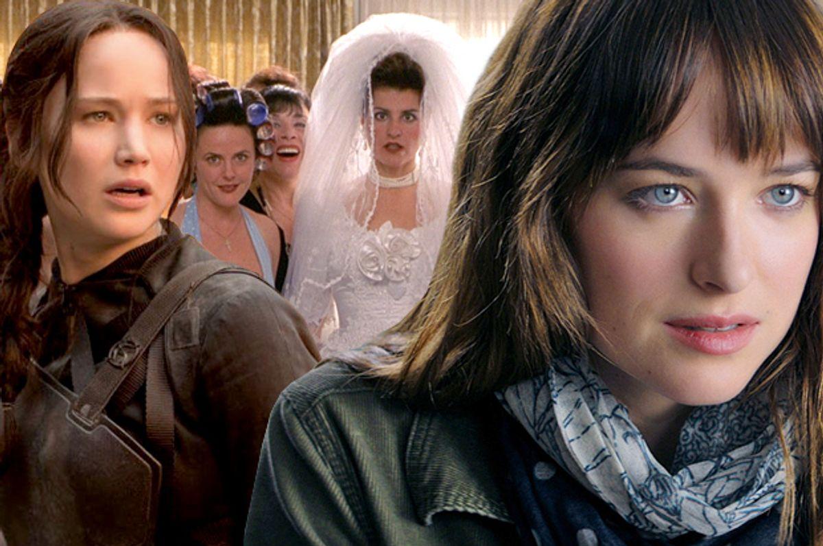 """""""Hunger Games,"""" """"My Big Fat Greek Wedding,"""" """"Fifty Shades of Grey"""""""