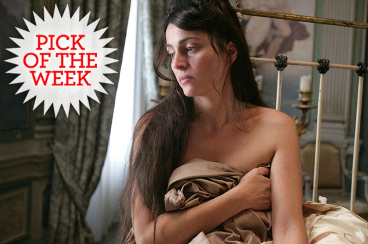 "Anne Charrier in ""Maison Close""        (Music Box Films)"